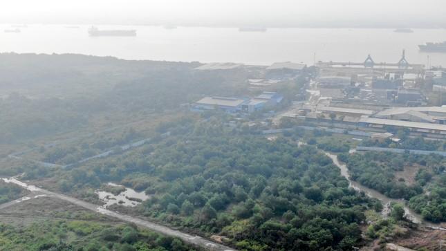 Con đường ven sông trị giá 'tỷ đô' ở Sài Gòn nhìn từ trên cao ảnh 8