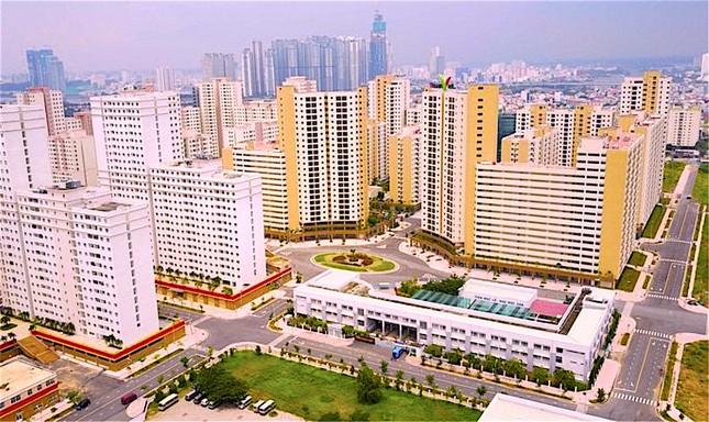TPHCM đấu giá 2.200 căn hộ tái định cư ảnh 1
