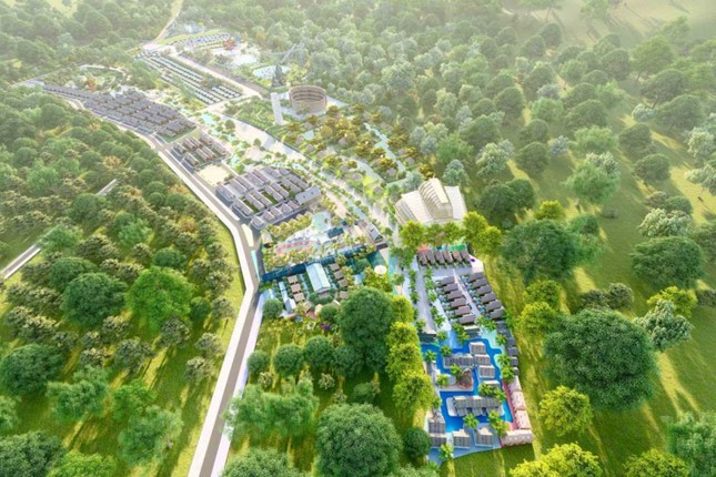 Lập đoàn kiểm tra dự án bán đất nền kiểu Alibaba ở Bà Rịa-Vũng Tàu ảnh 1