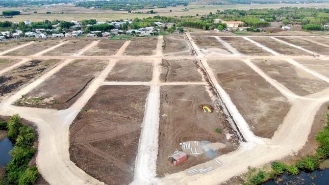 Cận cảnh khu đất ở Bà Rịa-Vũng Tàu đang bị kiểm tra vì bán đất nền kiểu Alibaba ảnh 30