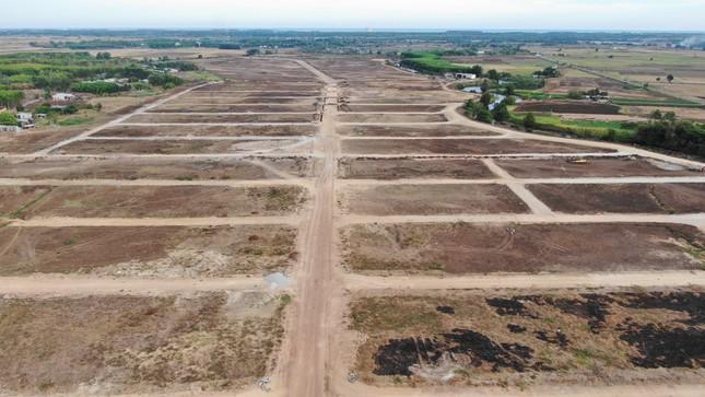 Cận cảnh khu đất ở Bà Rịa-Vũng Tàu đang bị kiểm tra vì bán đất nền kiểu Alibaba ảnh 10