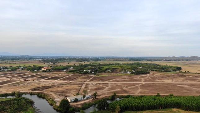 Cận cảnh khu đất ở Bà Rịa-Vũng Tàu đang bị kiểm tra vì bán đất nền kiểu Alibaba ảnh 34
