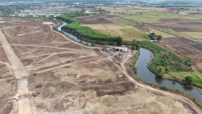 Cận cảnh khu đất ở Bà Rịa-Vũng Tàu đang bị kiểm tra vì bán đất nền kiểu Alibaba ảnh 25