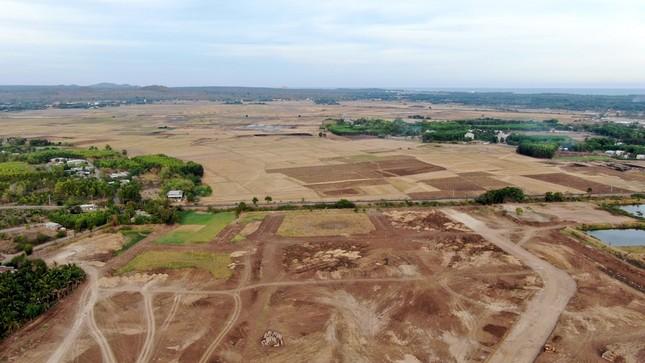 Cận cảnh khu đất ở Bà Rịa-Vũng Tàu đang bị kiểm tra vì bán đất nền kiểu Alibaba ảnh 14