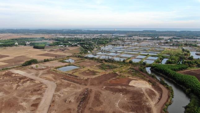 Cận cảnh khu đất ở Bà Rịa-Vũng Tàu đang bị kiểm tra vì bán đất nền kiểu Alibaba ảnh 28