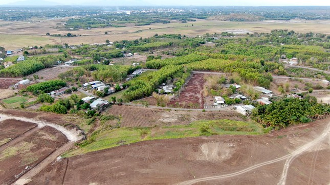 Cận cảnh khu đất ở Bà Rịa-Vũng Tàu đang bị kiểm tra vì bán đất nền kiểu Alibaba ảnh 29