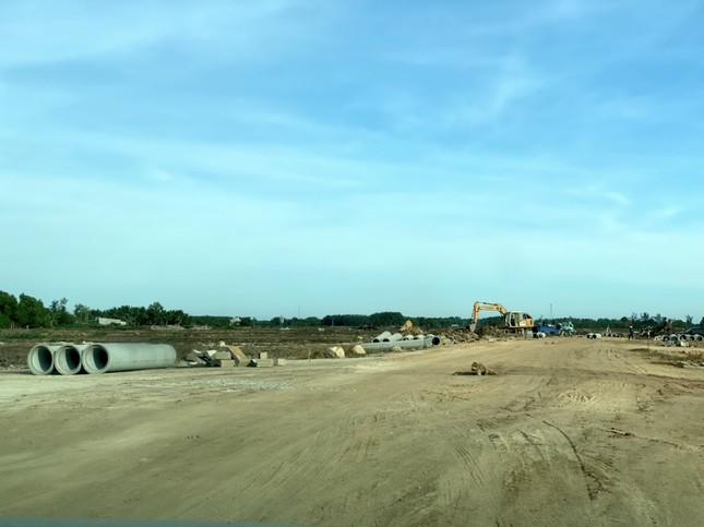 Cận cảnh khu đất ở Bà Rịa-Vũng Tàu đang bị kiểm tra vì bán đất nền kiểu Alibaba ảnh 38