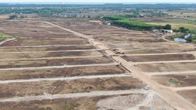 Cận cảnh khu đất ở Bà Rịa-Vũng Tàu đang bị kiểm tra vì bán đất nền kiểu Alibaba ảnh 15