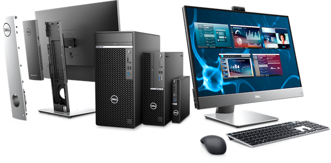 Dell ra mắt hàng loạt mẫu máy tính cá nhân thông minh ảnh 1