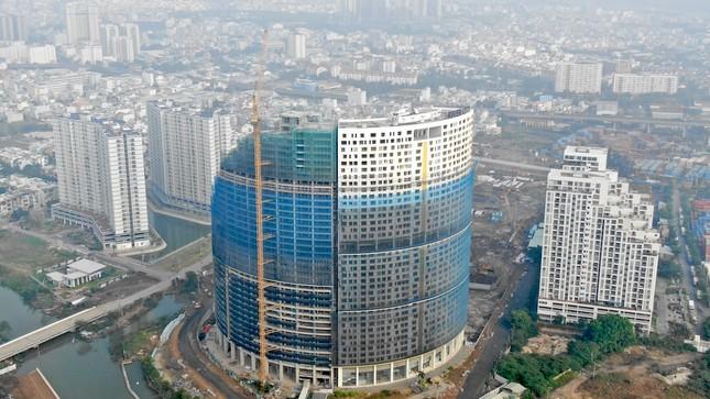 Con đường ven sông trị giá 'tỷ đô' ở Sài Gòn nhìn từ trên cao ảnh 3