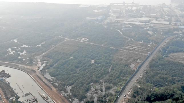 Con đường ven sông trị giá 'tỷ đô' ở Sài Gòn nhìn từ trên cao ảnh 6
