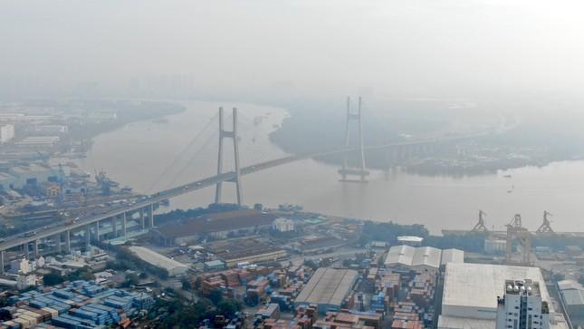 Con đường ven sông trị giá 'tỷ đô' ở Sài Gòn nhìn từ trên cao ảnh 1