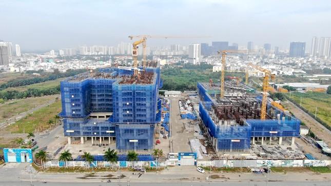 Con đường ven sông trị giá 'tỷ đô' ở Sài Gòn nhìn từ trên cao ảnh 20