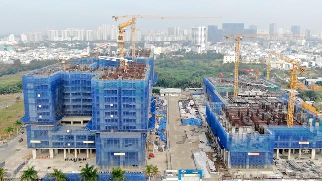 Con đường ven sông trị giá 'tỷ đô' ở Sài Gòn nhìn từ trên cao ảnh 21