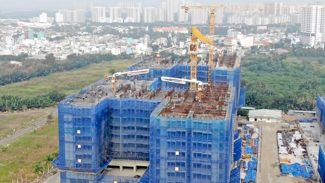 Con đường ven sông trị giá 'tỷ đô' ở Sài Gòn nhìn từ trên cao ảnh 22