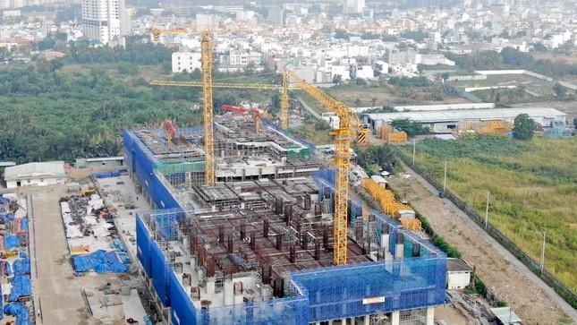 Con đường ven sông trị giá 'tỷ đô' ở Sài Gòn nhìn từ trên cao ảnh 23