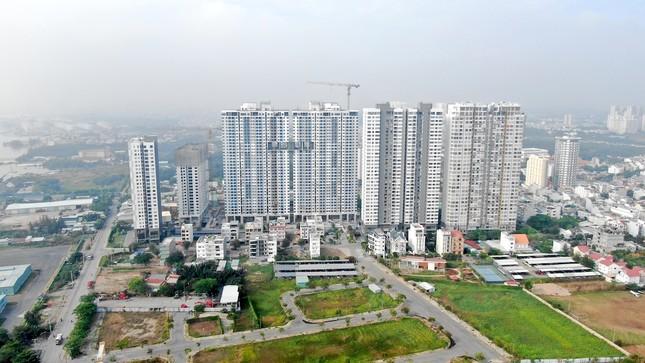 Con đường ven sông trị giá 'tỷ đô' ở Sài Gòn nhìn từ trên cao ảnh 25