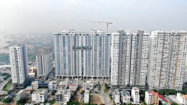 Con đường ven sông trị giá 'tỷ đô' ở Sài Gòn nhìn từ trên cao ảnh 26