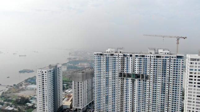 Con đường ven sông trị giá 'tỷ đô' ở Sài Gòn nhìn từ trên cao ảnh 27