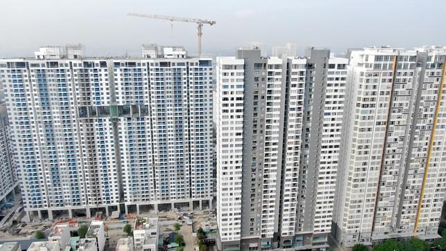 Con đường ven sông trị giá 'tỷ đô' ở Sài Gòn nhìn từ trên cao ảnh 28