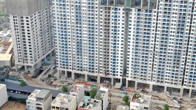 Con đường ven sông trị giá 'tỷ đô' ở Sài Gòn nhìn từ trên cao ảnh 30
