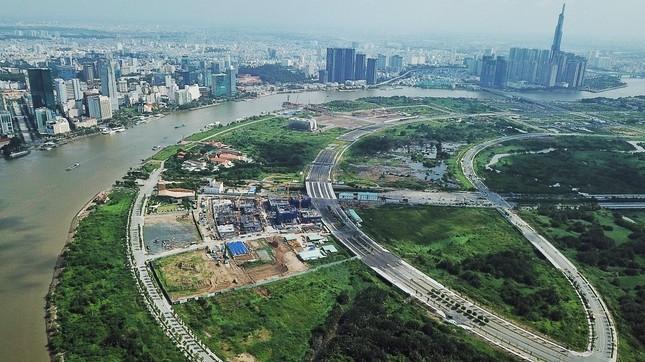 TPHCM đấu giá 4 lô đất 'vàng' rộng hơn 30.000m2 ở Thủ Thiêm ảnh 1