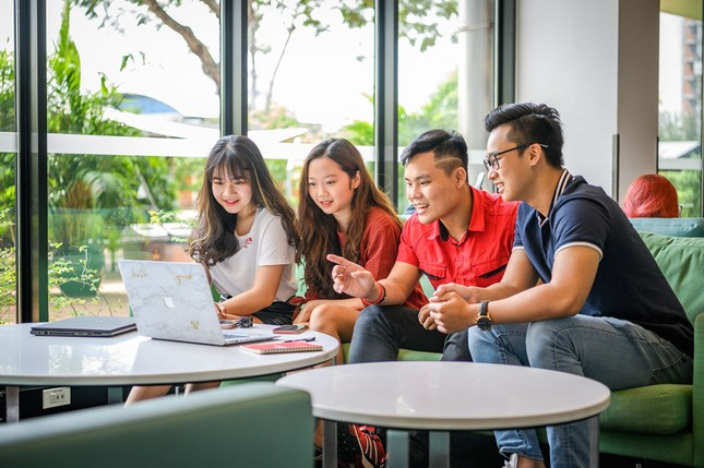 Mở rộng tầm ảnh hưởng của các trường đại học quốc tế ảnh 1