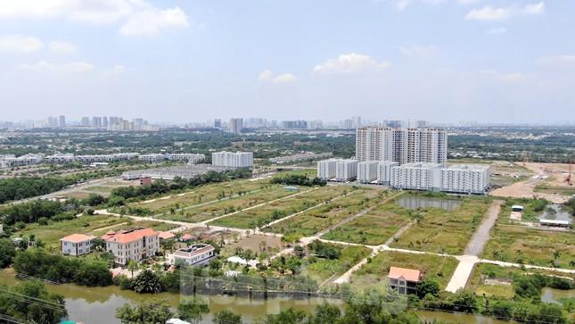Giá nhà đất Hà Nội thấp hơn khoảng 30% so với TPHCM ảnh 1