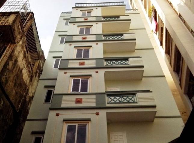 HoREA chỉ ra nguyên nhân dẫn đến ồ ạt xây dựng chung cư mini ảnh 1