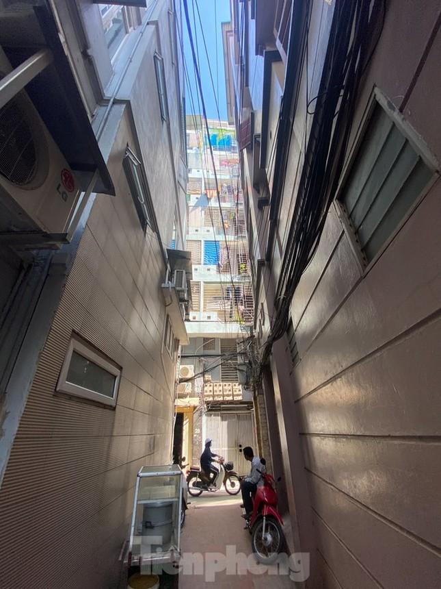 HoREA chỉ ra nguyên nhân dẫn đến ồ ạt xây dựng chung cư mini ảnh 2