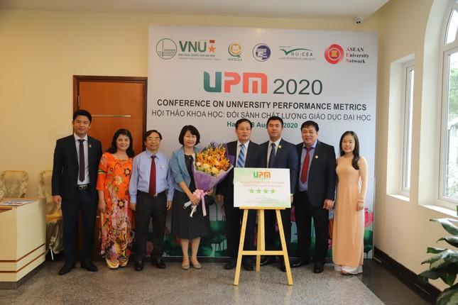 Trường ĐH Nguyễn Tất Thành lọt Top 5 trường đại học định hướng ứng dụng 4 sao ảnh 1