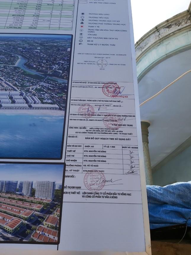 Bên trong siêu dự án 123ha ở Bình Thuận được giao đất 'thần tốc' ảnh 4