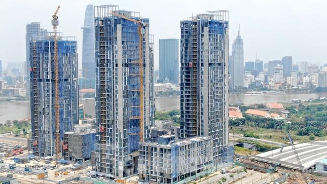 TPHCM kiểm tra loạt dự án bất động sản 'khủng' ảnh 1