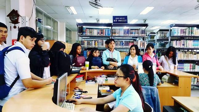 Trường ĐH Công nghiệp TP. HCM công bố điểm sàn ảnh 1