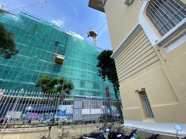 Bảo tàng Mỹ thuật TPHCM bị lún nứt do cao ốc khu tứ giác Bến Thành thi công ảnh 13