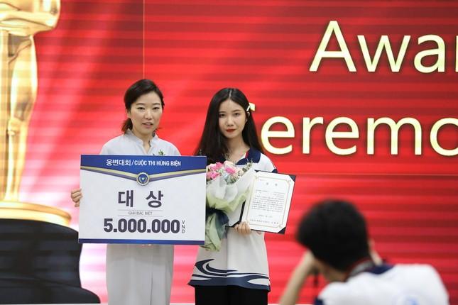 """70 thí sinh tham gia cuộc thi Hùng biện tiếng Hàn thế giới """"K-Speech"""" lần thứ 25 ảnh 1"""
