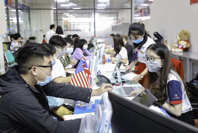 Trúng tuyển vào ĐH Kinh tế Tài chính TP. HCM bằng đánh giá năng lực: Cao nhất 750 điểm ảnh 2