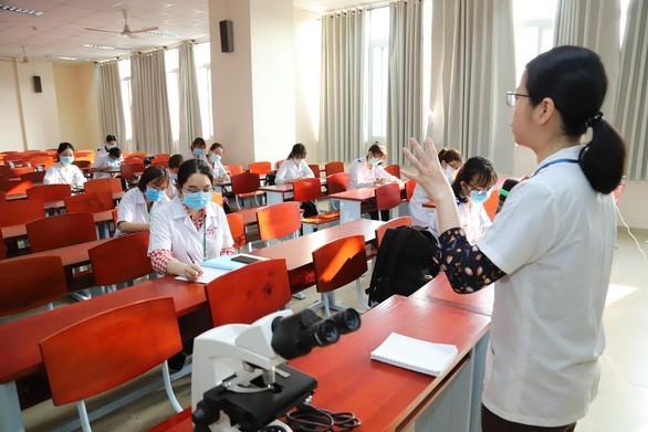 Trường ĐH Y Dược TP. HCM chính thức công bố học phí mới ảnh 1