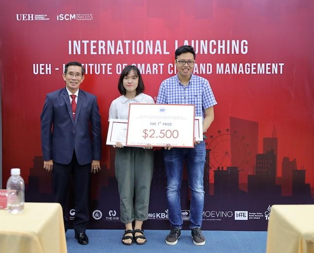 Sinh viên Việt Nam giành giải Nhất cuộc thi về hậu đại dịch COVID-19 ảnh 1