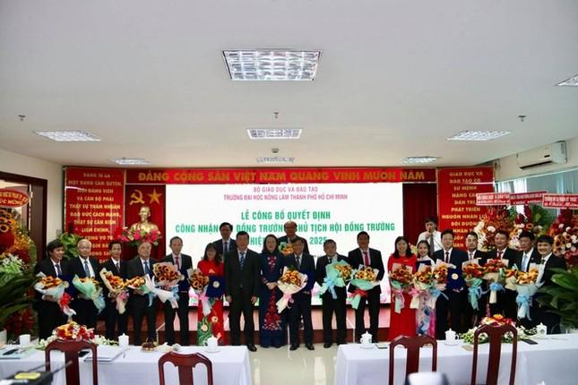 Vì sao nhiều lãnh đạo các tỉnh thành, doanh nghiệp tham gia Hội đồng trường đại học? ảnh 2