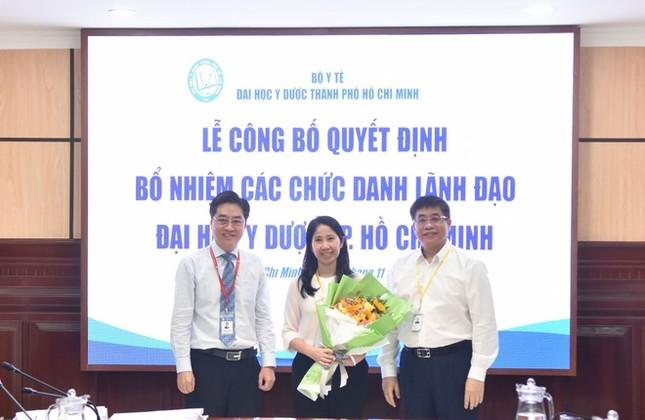 Giám đốc Bệnh viện ĐH Y Dược làm Hiệu trưởng trường ĐH Y Dược TP. HCM ảnh 1