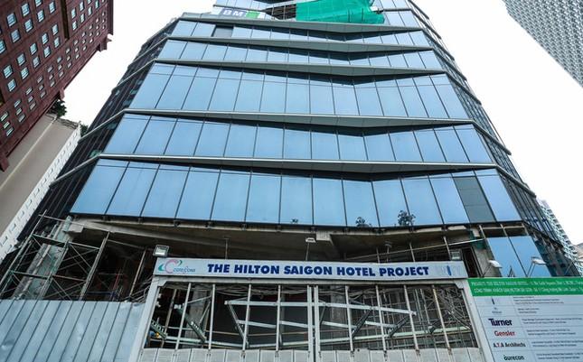 Đề nghị rà soát pháp lý dự án khách sạn Hilton Sài Gòn ảnh 1