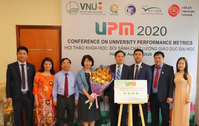 Trường đại học Việt Nam được vinh danh trên bản đồ học thuật thế giới ảnh 1