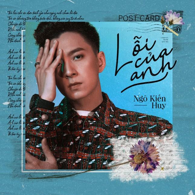 Ngô Kiến Huy mượn MV Lyrics để xin lỗi Khổng Tú Quỳnh? ảnh 1