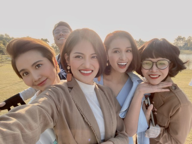 Thùy Anh tham gia 'vũ trụ phim VTV' cùng Lã Thanh Huyền, Diễm My 9x ảnh 3