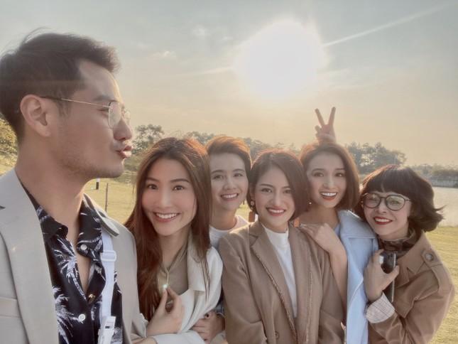 Thùy Anh tham gia 'vũ trụ phim VTV' cùng Lã Thanh Huyền, Diễm My 9x ảnh 4