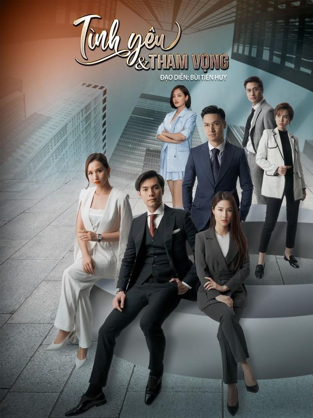 Thùy Anh tham gia 'vũ trụ phim VTV' cùng Lã Thanh Huyền, Diễm My 9x ảnh 2
