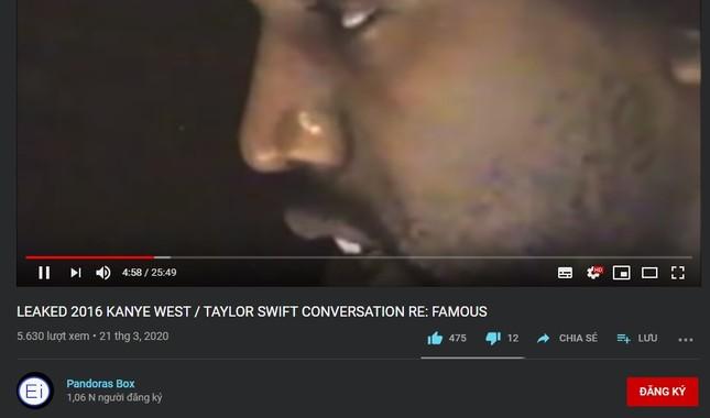 Đoạn ghi âm hoàn chỉnh với Kanye West bị rò rỉ, Taylor Swift được minh oan? ảnh 2