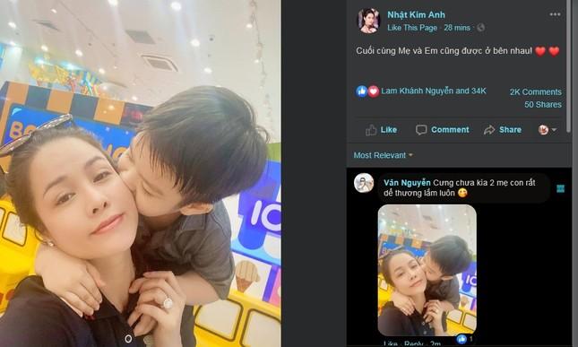 Nhật Kim Anh giành quyền nuôi con sau thời gian dài ồn ào với chồng cũ ảnh 2