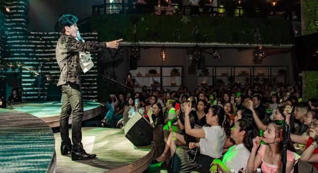 Đan Trường sẽ thực hiện show kỷ niệm 25 năm ca hát tại Hà Nội ảnh 1